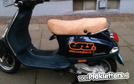stickers scooter logo