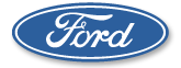 Ford logo streamer